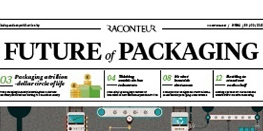 Keep up to speed with the latest developments in the industry with the Future of Packaging Report.