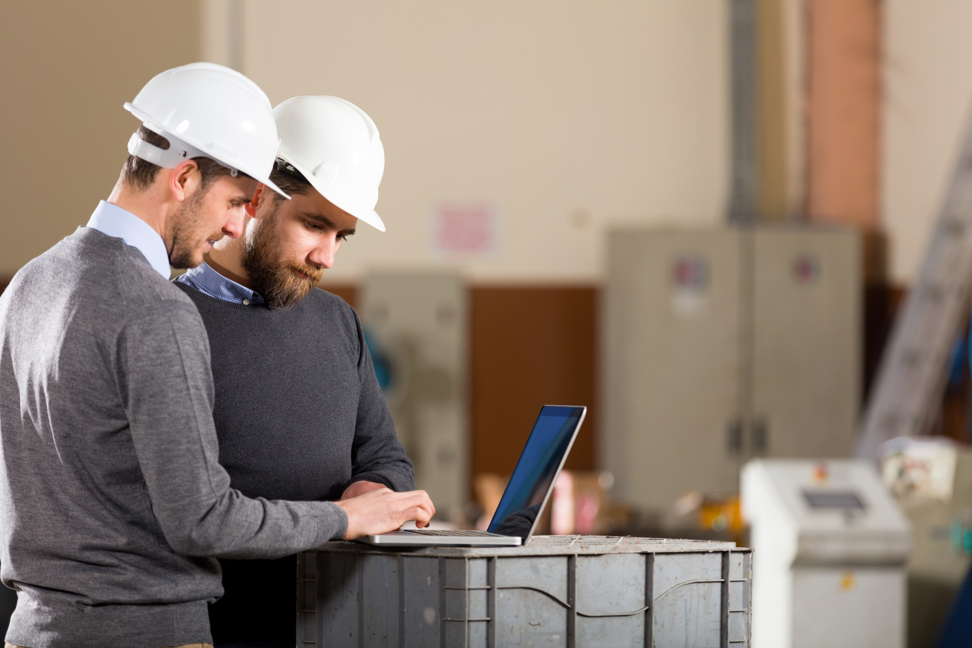 Manufacturing sector page - header image