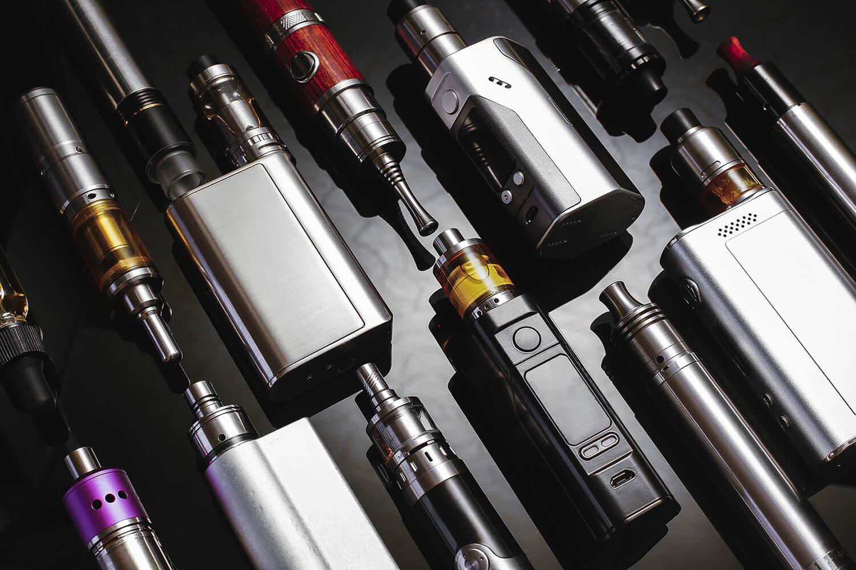Online e-cigarette company
