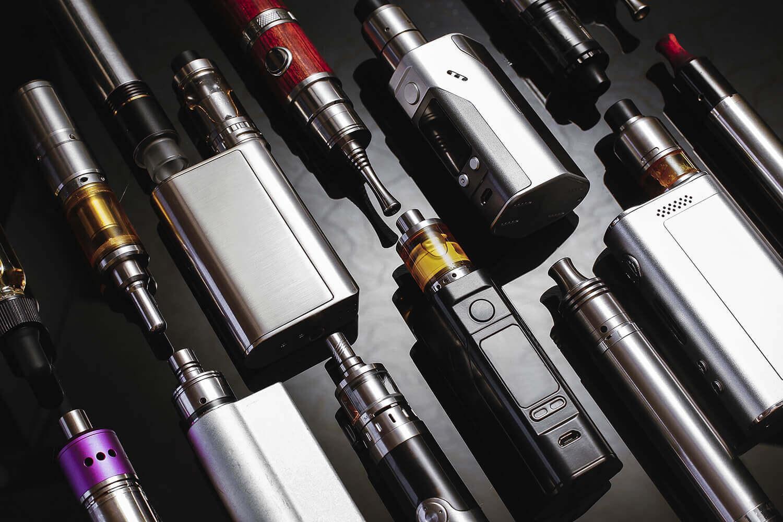 Online e-cigarette company - Antalis Packaging Provide
