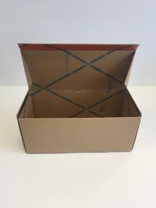 Bespoke VCI corrugated box